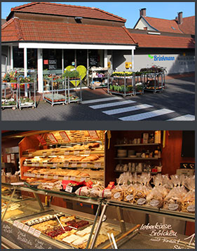 Bäckerei Brinkmann's Backstube Helpup