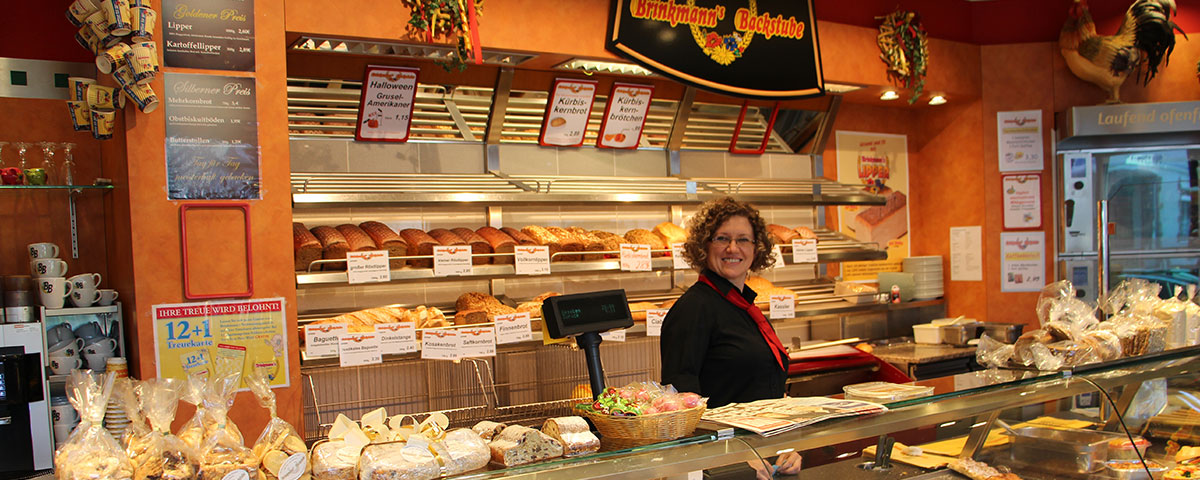 Brinkmann's Backstube Bäckerei Filiale in Oerlinghausen